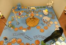 Good teacher / Classroom ideas, crafts, games, songs for children's Bible classes and VBS / by Terry Lea