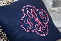 {Monograms} / by Emily Henning