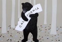California / Pictures, illustrations, and posters from throughout California