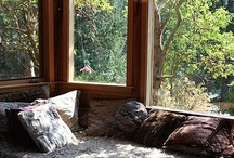 Cabin in the Woods / Cabin decor / by Rebecca Boese