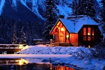Home Sweet Home / homes, houses, farmhouses, cabins, cottages, villas, bunglows, chateau, manors, summer homes, log cabins, mansions, ranch houses, shacks, lodges, apartments, backyards, porches, gardens, kitchens, lounges, terraces, balconies - whatever it may be - home is home - a place where we long to get back to after a hard days work..