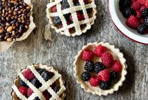 Cakes, Pies, and Tarts / by Anje Walsh