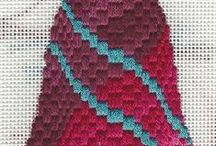 Are You Nuts about Needlepoint? / Posts of interest from needlepoint's most quoted blogs, Nuts about Needlepoint from Janet M. Perry.