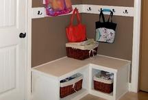 Home - garage / Organized Garage Space