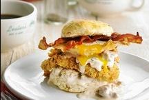 Breakfast Foods / by Kathy Stanaway