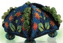 Needlepoint Teachers & their Projects / Projects available for classes from needlepoint teachers.