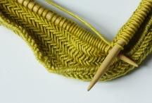 Crafty - knitting & crochet