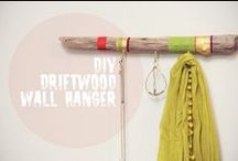 Driftwood / by Stefanie Renee