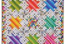Star Quilts / Ideas, block, and quilts featuring stars. Many of these can easily be adapted to needlepoint.