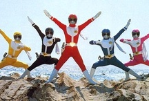 Super sentai / All about Power Ranger squad