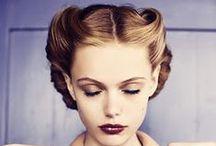 Locks of hair - updos