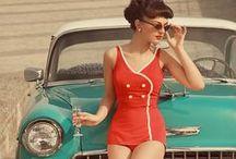 Style - Swimwear / by Rebecca Boese