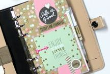 Planner / Filofax pages / by me & my BIG ideas