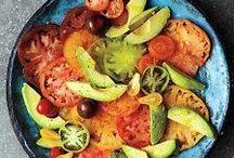 Zuppa e Insalata / Soup and Salad / by Anje Walsh