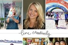 live creatively | me & my BIG ideas / by me & my BIG ideas