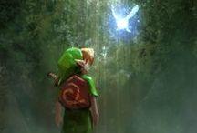 Classic Games Art / Video game concept art