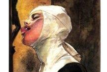Fumetti & Erotic-Art / ♣ NSFW ♠ (Adult Content 18+) Milo Manara, Giovana Casotto, Serpieri, RanXerox / Tanino Liberatore e Stefano Tamburini, Max / Peter Pank....