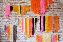 :: DIY Wall Decor :: / by Emily Hall