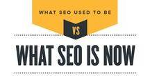 Search Engine Optimisation (SEO) / everything SEO - pandas, penguins, hummingbirds, pigeons, infographics, blogs, tips, trends, updates, news etc