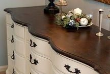 DIY - Forniture Makeovers