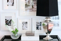 On Display / Displaying beautiful photography within your home. / by Stacey Woods