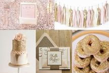 Wedding Inspiration Boards / Wedding inspiration boards to give you ideas for your wedding styling