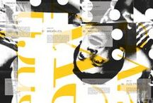 Graphic design / by Maria Refsgaard