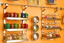 Organize it! / Clever Organizing Solutions for Your Home