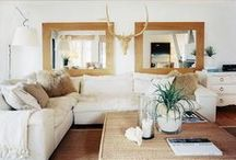 Spaces I'd Live In / Living rooms, dining rooms, bedrooms, bathrooms, kitchens