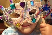 Crafts for kids:) / by Heather Leffler