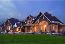 house plans / by Shelli Wilburn