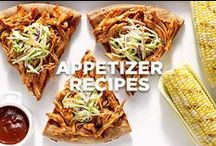 Appetizer Recipes / get the party started