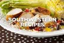 Southwestern Recipes / all your favoritos  / by Jennie-O®