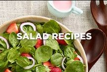 Salad Recipes / on the side or as a meal / by Jennie-O®