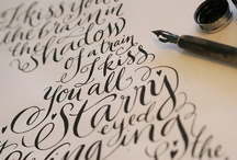 Pen & Type / by Stacey Woods