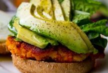 Burgers/Wraps/Tacos/Sandwiches / by Ellen W