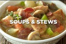 Soups & Stew Recipes / break out the bowls / by Jennie-O®