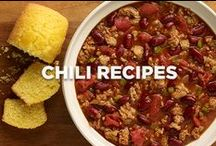 Chili Recipes / Ladle up a hearty bowl | Turkey Chili Recipes | http://www.jennieo.com/recipes/ / by Jennie-O®