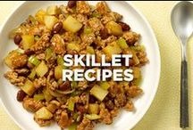 Skillet Recipes / homestyle cookin' / by Jennie-O®