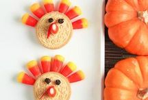 Gobble, Gobble - Thanksgiving  / by Leslie Einhaus /  The Healing Redhead