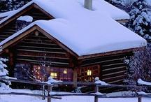 favorite cabins / by Chris Wickersham Tryon