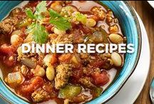 Dinner Recipes / some call it supper / by Jennie-O®