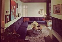 Den Lounge / Media Room / ideas for a cozy and relaxed movie/game room den / by Jerrica Benton