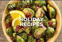 Holiday Recipes / gatherings of flavor / by Jennie-O®