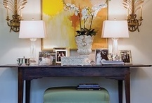 Hall and Foyer / by Jerrica Benton