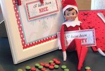 Elf On The Shelf / by Heather Leffler