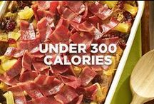 Under 300 Calories / more flavor per calorie / by Jennie-O®