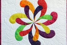 Quilting Inspiration / I may make a quilt from these ideas one day.