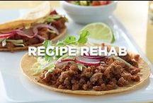 Recipe Rehab™ / makeover family favorites / by Jennie-O®