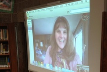 Skype Author Visits / by Kate Messner